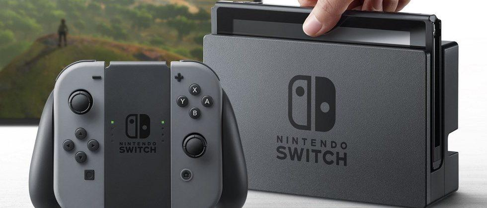 Nintendo Switch won't have 3DS or Wii U backward compatibility