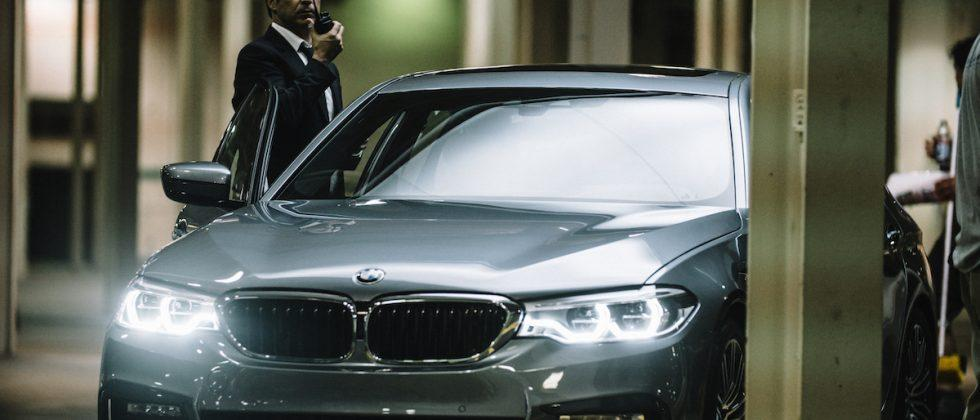 BMW Films returns with 'The Escape,' highlighting new 5 Series