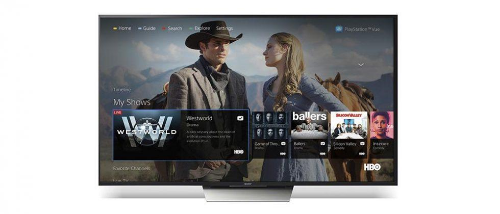 PlayStation Vue arrives on Android TV: PC and Mac support inbound