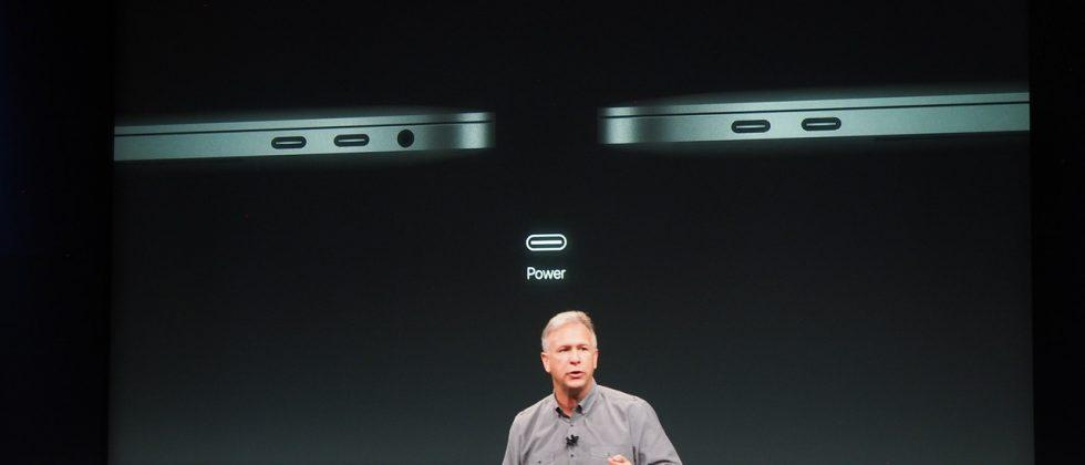 The new MacBook Pro goes all-in on USB Type-C