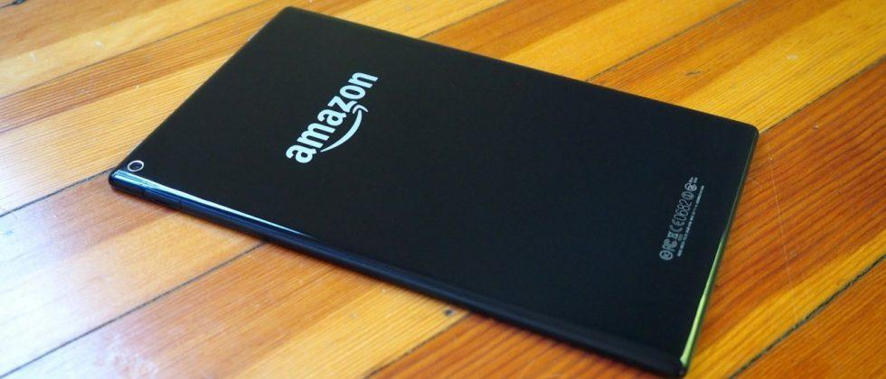 Amazon Fire tablets get Alexa with latest update
