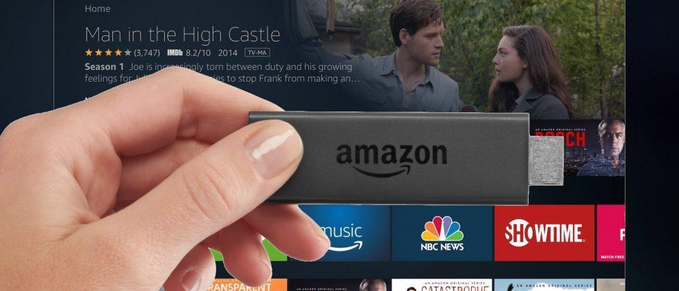 This is Amazon's new Fire TV UI, and it's a big improvement