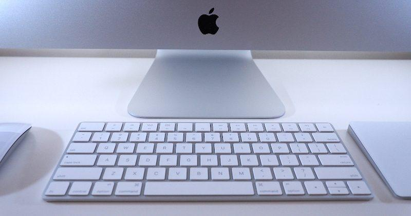 Apple's future keyboards could be customizable