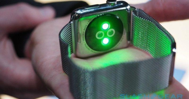 Apple Watch patent uses heart rate sensor to identify users