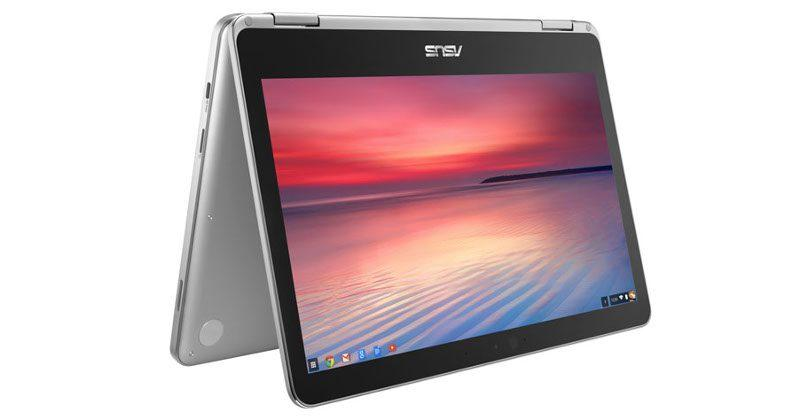 ASUS Chromebook C302A spotted high specs, 360-degree fold