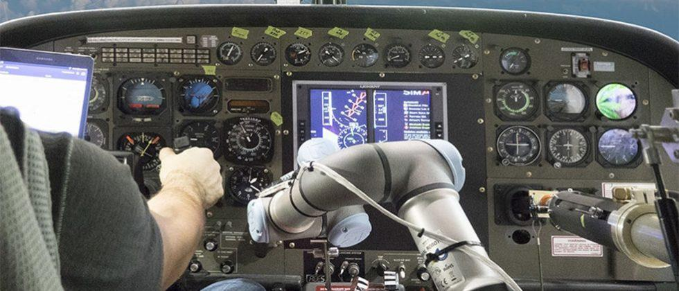 Aurora ALIAS program is an automated flight system for aircraft