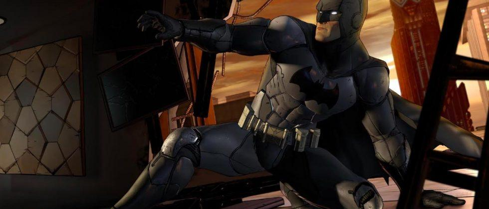 Telltale's Batman Episode 3 is 'New World Order,' arrives October 25