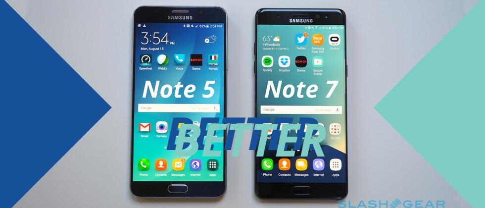 A true Galaxy Note 7 alternative does not exist (…yet)