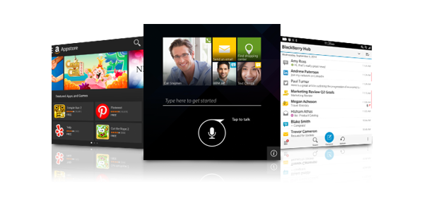 BlackBerry 10 OS might actually live to see another day