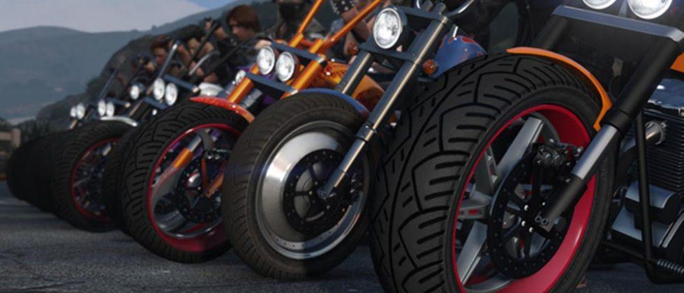 GTA Online Bikers DLC now available