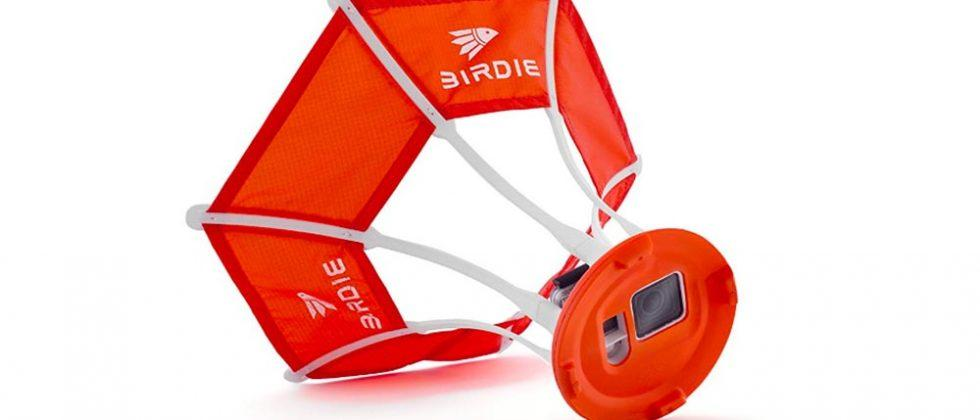 Birdie lets you (safely) throw your GoPro through the air
