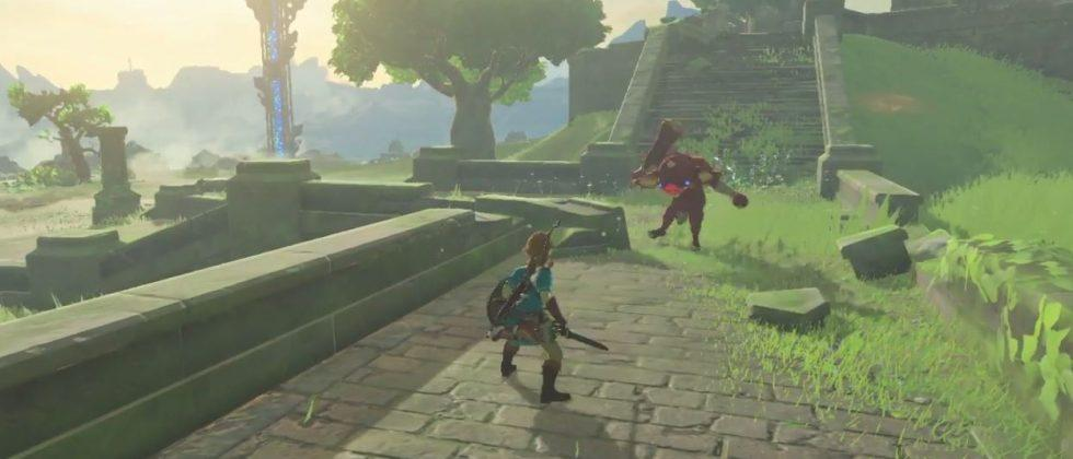 Zelda: Breath of the Wild footage – three new trailers you want to see