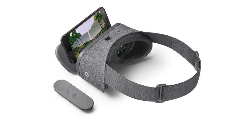 You can now buy the Daydream View headset, Chromecast Ultra