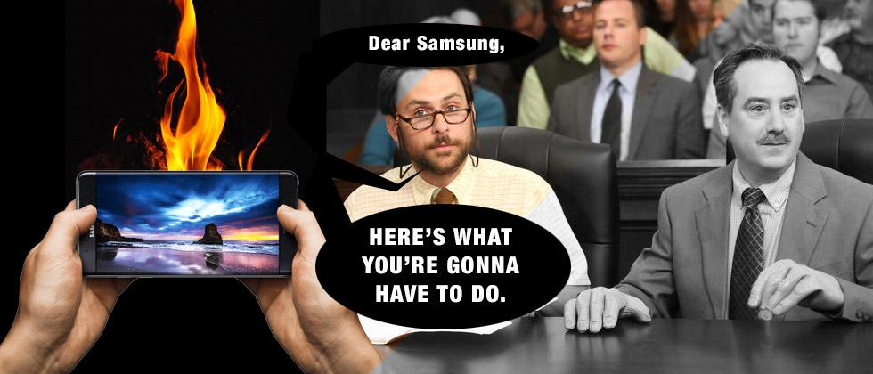 7 things Samsung MUST do to avoid the Note 7 burning their company down