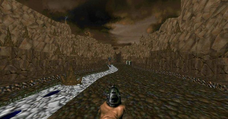 Doom 2 custom level that takes 3 hours to complete