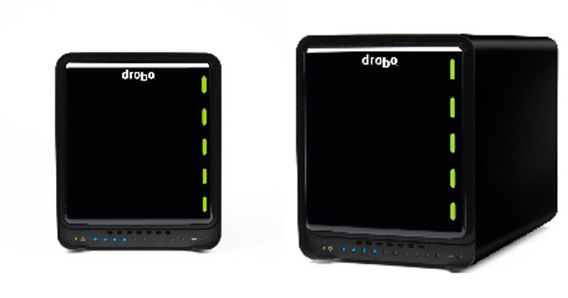 Drobo 5C USB-C RAID storage manages itself without your help