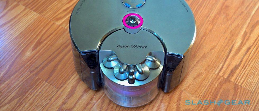 Dyson 360 Eye Review: A great robo-vac with blind spots