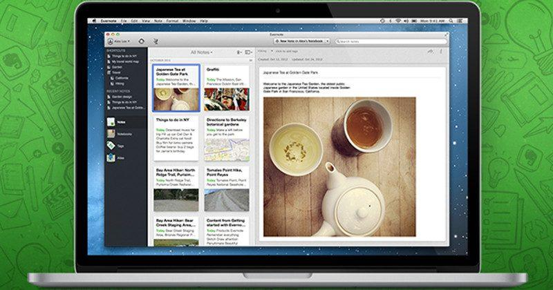 Evernote Mac users losing attachments, given free premium subs