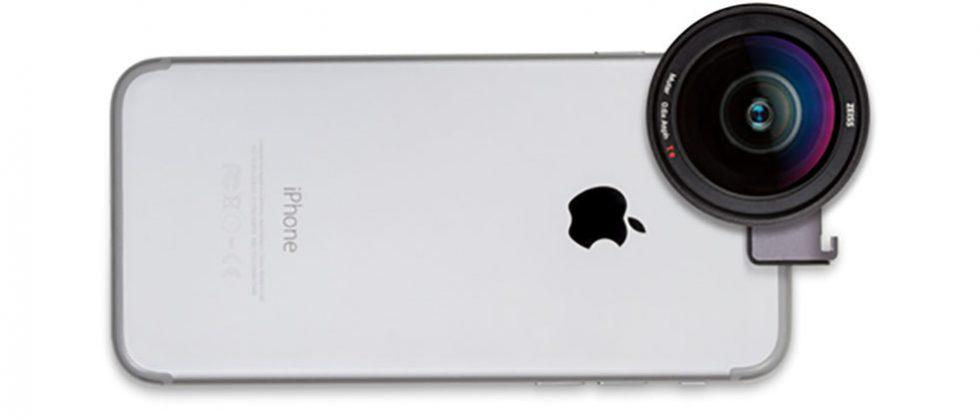 competitive price db8c3 0cc04 ExoLens Pro and Prime lenses make iPhone 7 photography better ...