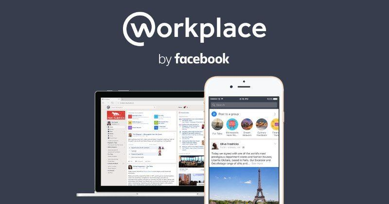 Facebook Workplace is out to get Slack