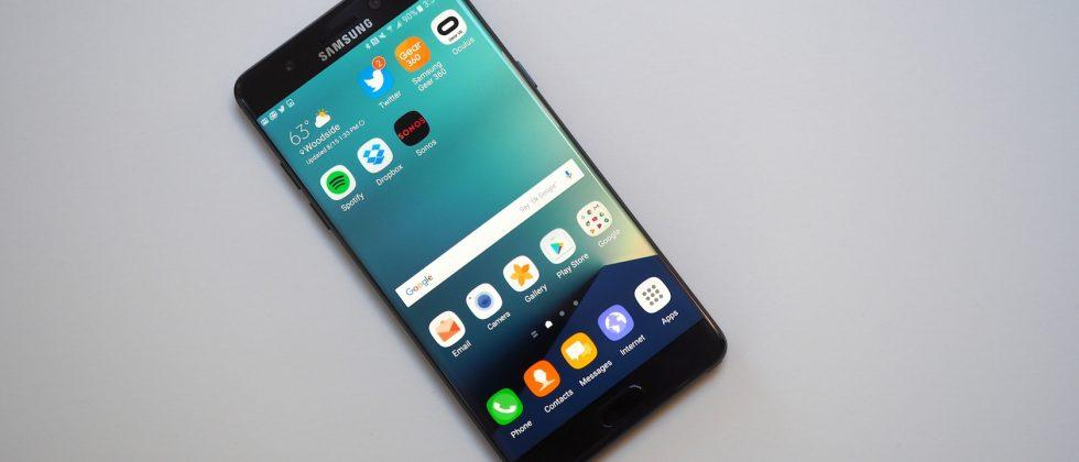 New Note 7 trade-in program includes future Galaxy S8, Note 8 upgrade, South Korea only for now