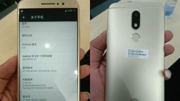 Lenovo Moto M specs leak, including huge 5,100mAh battery