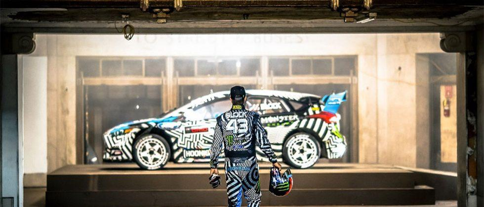 Gymkhana 9 VR lets you enjoy the hoon in 360-degrees
