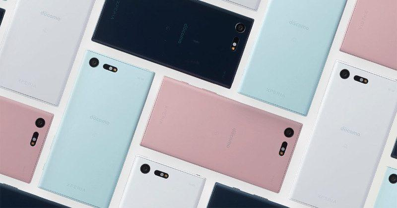 Xperia X Compact gets waterproof, pink models in Japan only