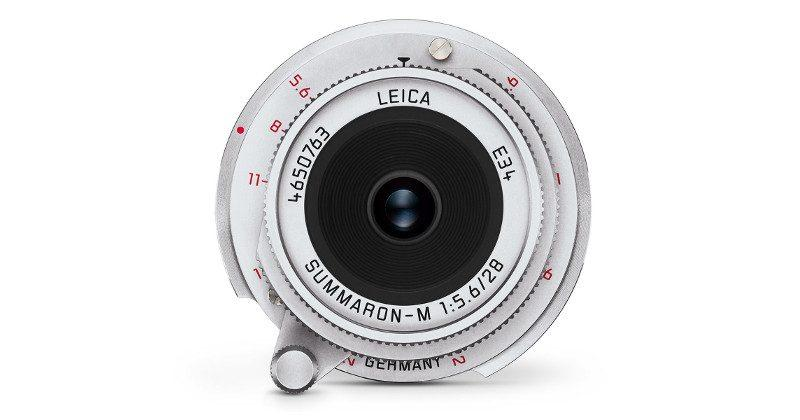 Leica Q Titanium Gray, Summaron-M give homage to the old
