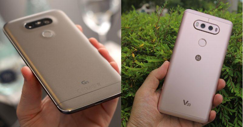 LG G5 did no wonders for Q3 earnings, LG V20 to the rescue
