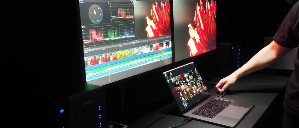 Eyes-on with the LG 5K display perfect for the new MacBook Pro