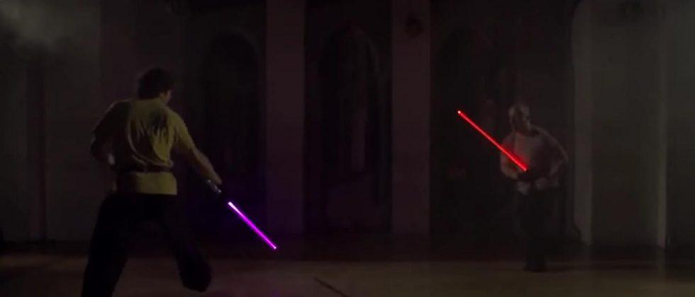 The US is getting its first lightsaber combat training academy
