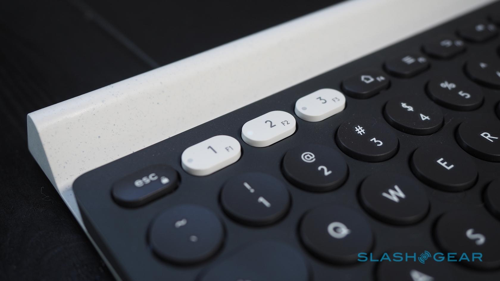 Logitech K780 Review: Why you want a multi-device wireless