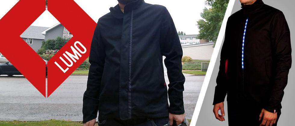 LUMO Jacket Review – Fall and Spring warmth in LED lights