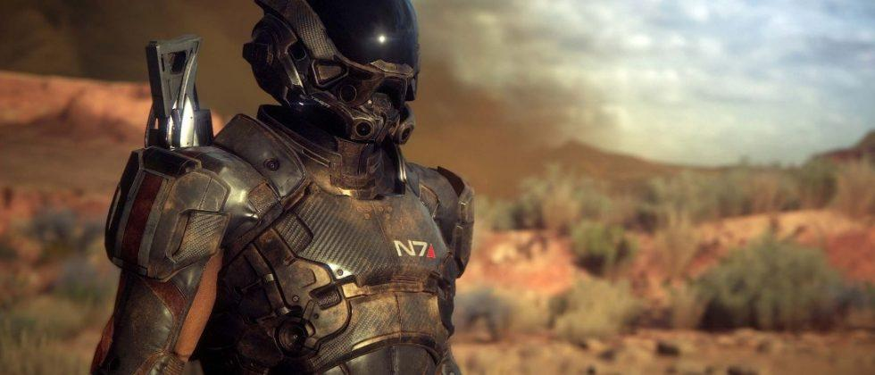 Mass Effect: Andromeda release date leaked