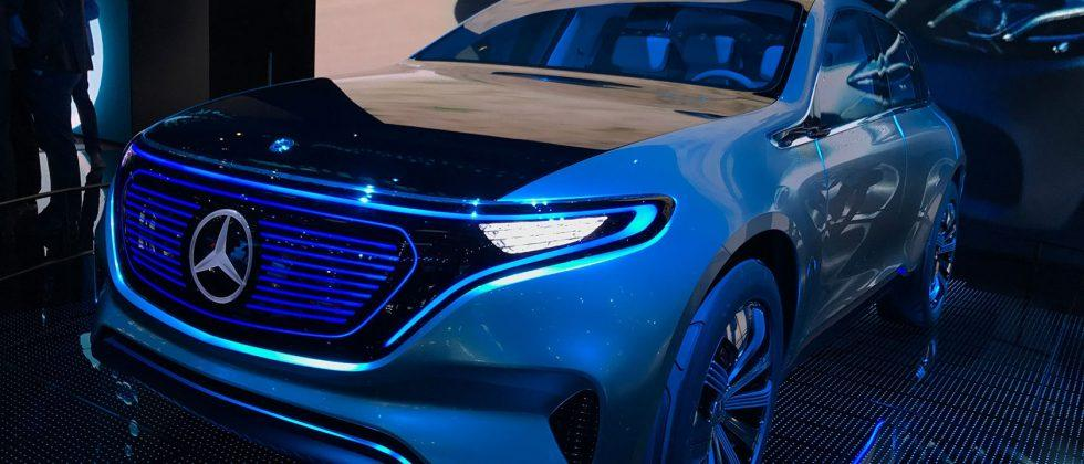 Mercedes' EQ crossover to offer all-electric by 2020's end