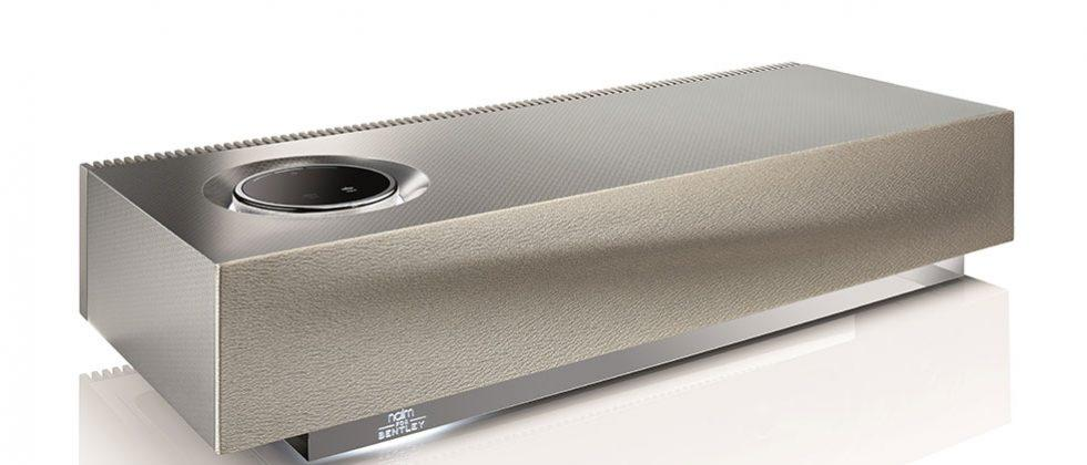 Naim for Bentley unveils premium wireless speakers for the home