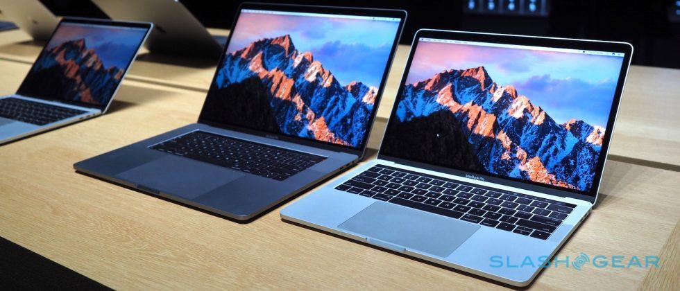 New MacBook Pro hands-on