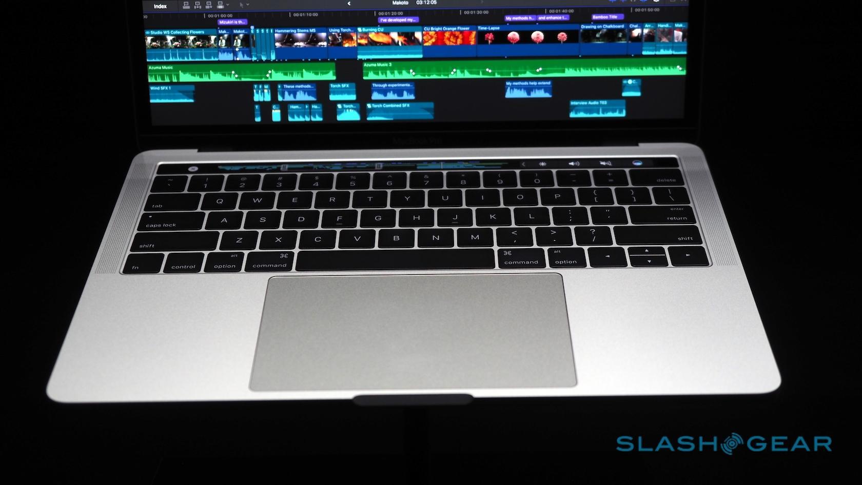 New Macbook Pro Gallery
