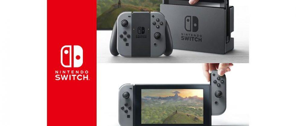 Nintendo Switch launch date and pricing info will be detailed on January 12