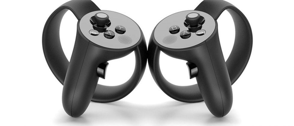 Oculus Touch pre-orders go live with December 6 ship date