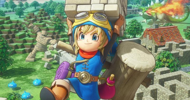 Dragon Quest Builders, the Minecraft JRPG, is now in the US
