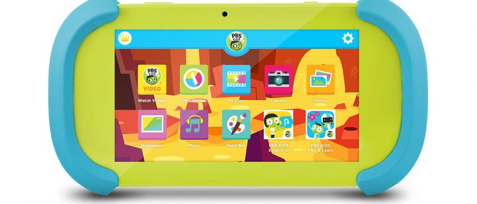 PBS enters electronics space with Playtime Pad tablet
