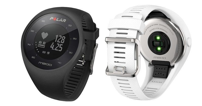 Polar M200: a GPS-enabled watch built for running