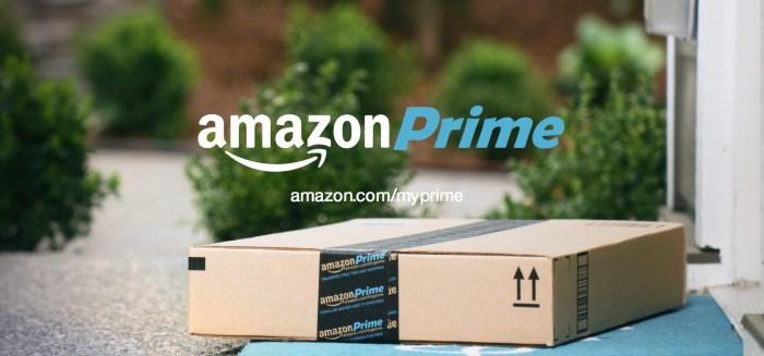 Amazon Prime arrives in China
