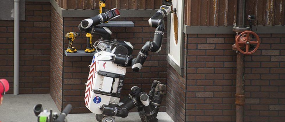 NASA's RoboSimian robot destroyed during battery explosion