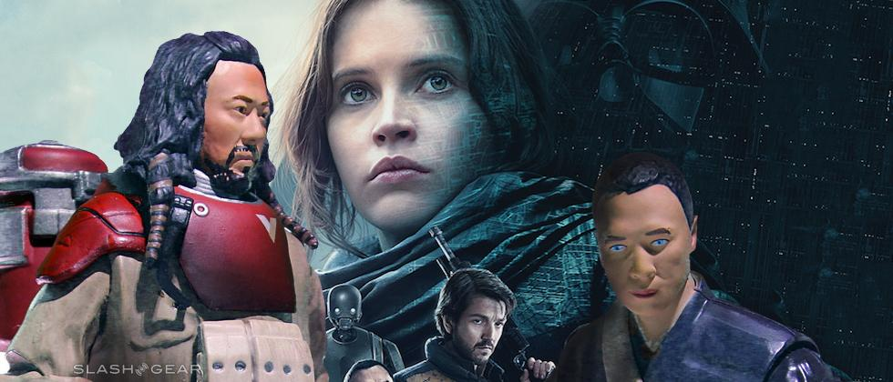 New Star Wars Rogue One trailer [UPDATE: Full collection and super-cut]