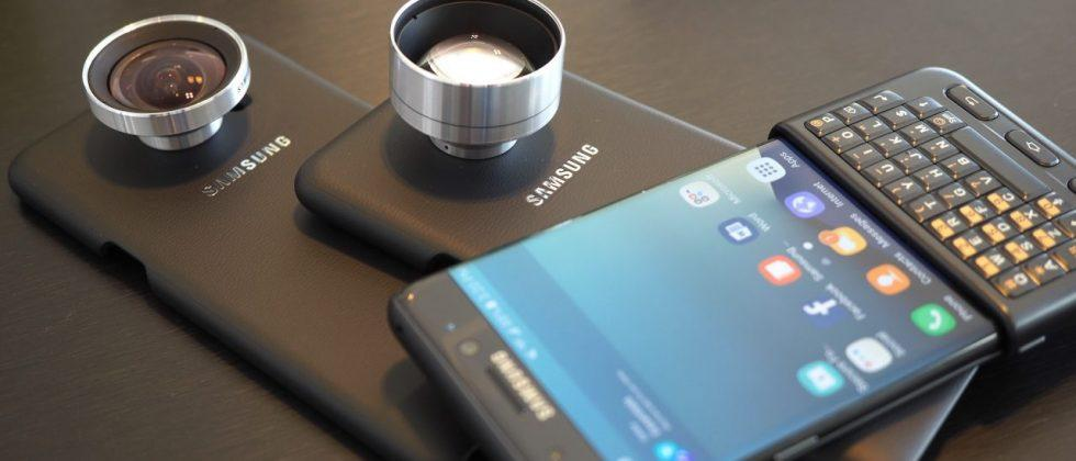 Galaxy Note 7 woes go beyond stopping production