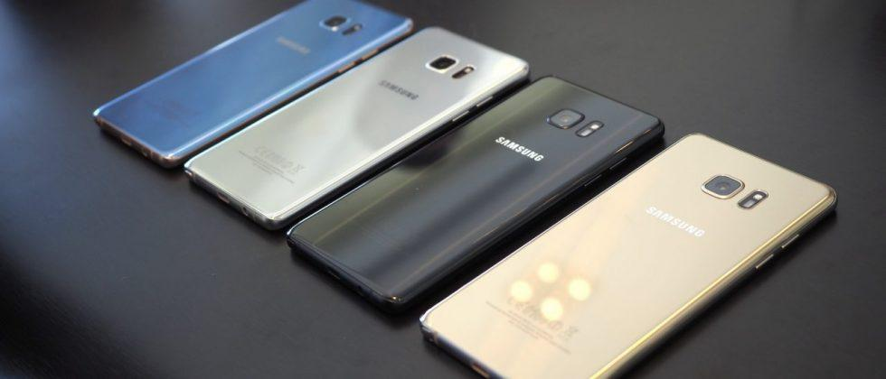 Galaxy Note 7 replacement device sales suspended by U.S. Cellular