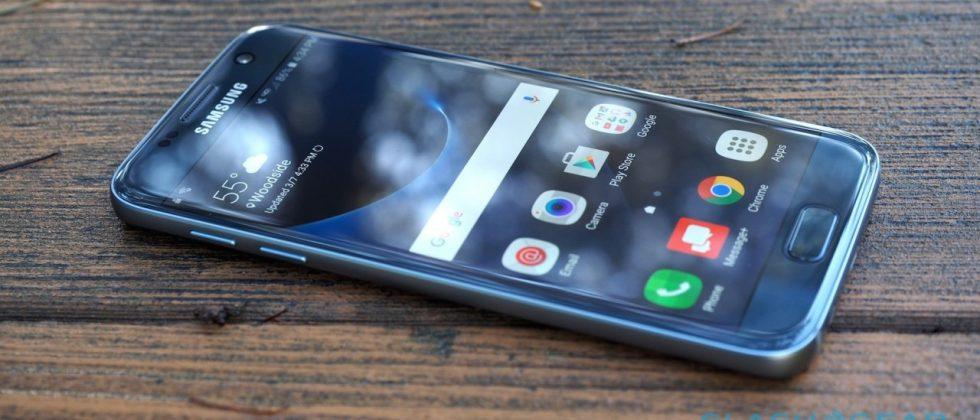 Samsung brings Note 7's software features to the Galaxy S7